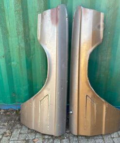 1965 Thunderbird front fenders - gold (1)