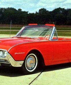 Ford Thunderbird Bullet Bird parts 1961-1963