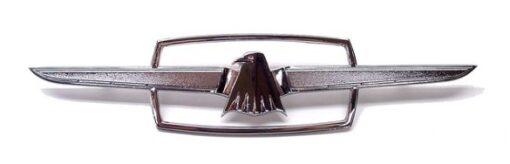 1965 Thunderbird Roof Emblem