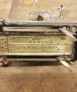 1964-66 THUNDERBIRD Heater control panel