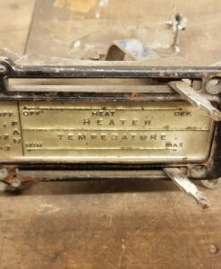 1964-66 THUNDERBIRD Heater control panel