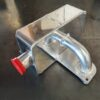 Ford FE aluminium expansion tank