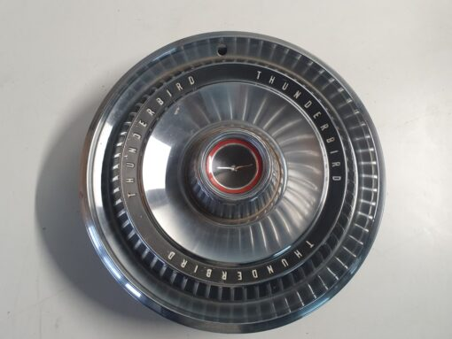15 inch 1966 Ford Thunderbird hubcaps