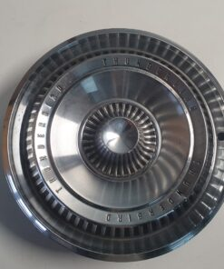 15 inch Ford Thunderbird hubcaps