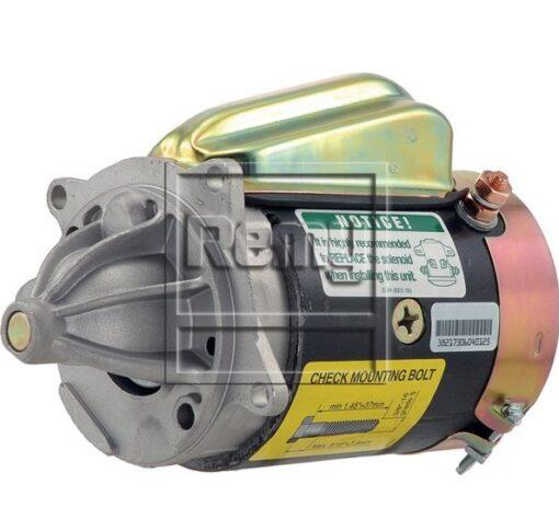 Ford FE starter motor